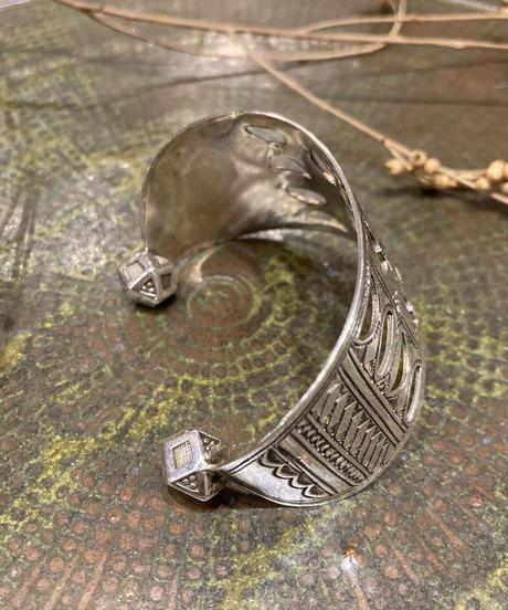 Touareg Silver(トゥアレグ シルバー) bangle 20(grid)