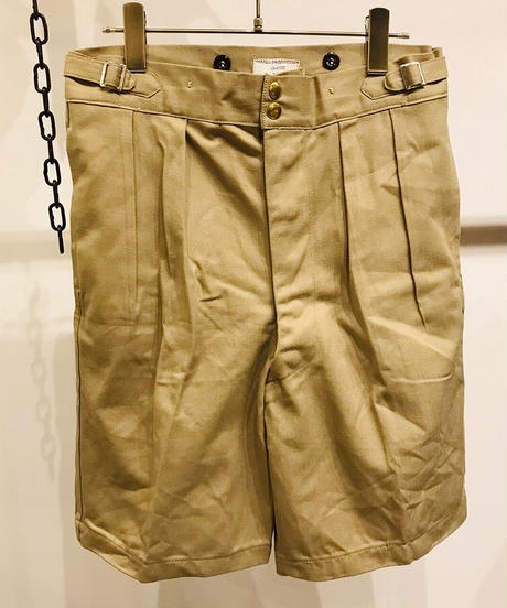 New Old Stock Australian Army Drill Shorts