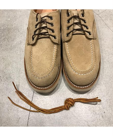 "Dead Stock ""Beige  Color"" Shoes Red Wing 8105 suede"