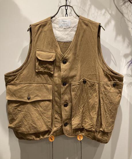 Another 20th Century(アナザートゥエンティースセンチュリー) Cotton Wool River Runs Vest (コットンウールリバーランズベスト)