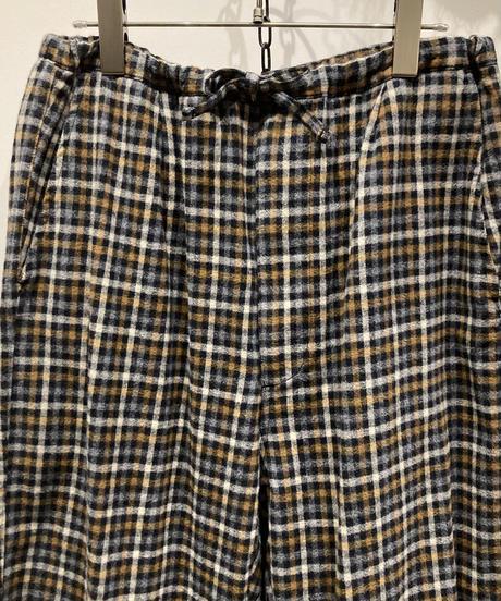 FUJITO (フジト)  Cotton Flannel Pajama Pants(コットンフランネルパジャマパンツ)
