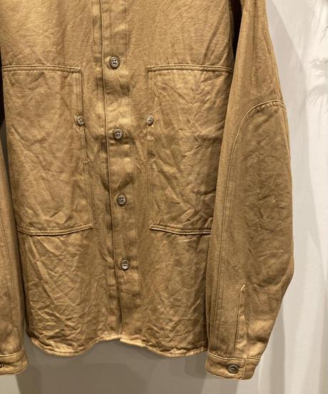 Another 20th Century(アナザートゥエンティースセンチュリー) Cotton Wool  Artwork shirts (コットンウールアートワークシャツ)