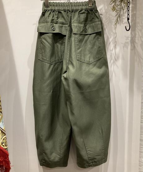 HARVESTY (ハーベスティ) CIRCUS  FATIGUE PANTS(サーカスファティーグパンツ)