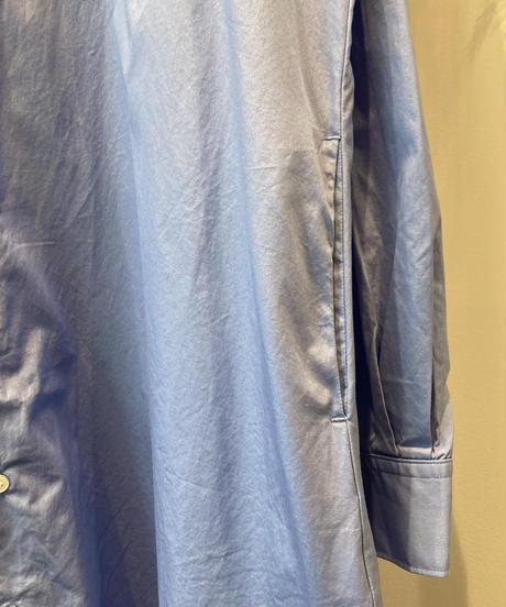 HARVESTY (ハーベスティ) SHIRTS ROBE BROAD CLOTH (コーマブロード シャツローブ)