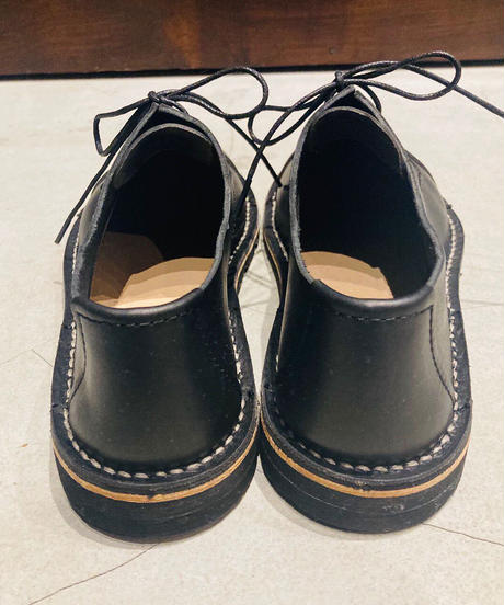 "Steve Mono(スティーブ モノ)  Artisanal shoes ""straight chip"""