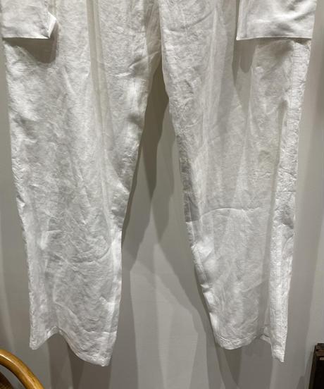 MAATEE&SONS (マーティーアンドサンズ)   Linen6Pocket Pant(リネン6ポケットパンツ)