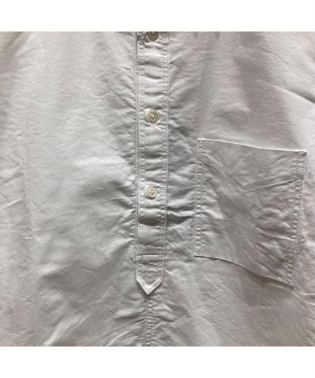 TATAMIZE(タタミゼ)  OX PULLOVER SHIRT(オックスプルオーバーシャツ)