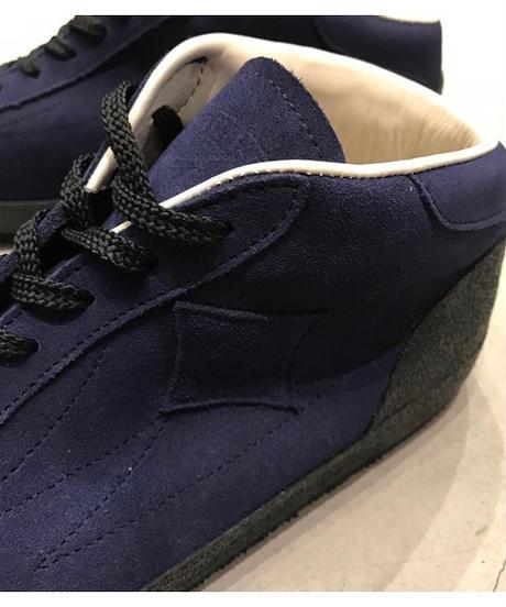 SCHUH BERTL(シューベルテル)×Brutting(ブルッティング)Midcut-Sneaker