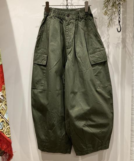 HARVESTY (ハーベスティ) CIRCUS CARGO PANTS(サーカスカーゴパンツ)