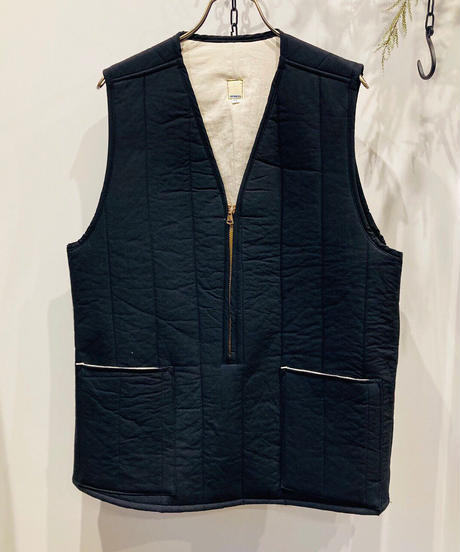 TATAMIZE(タタミゼ)  Quilting Vest