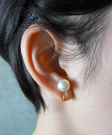 Akoya Pearl Earrings(Pair)