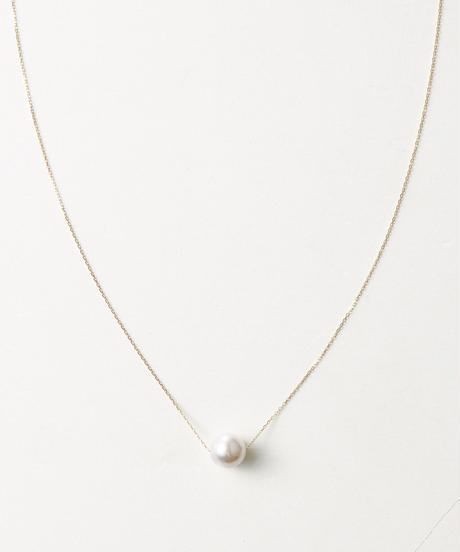 Akoya Pearl  Top Necklace