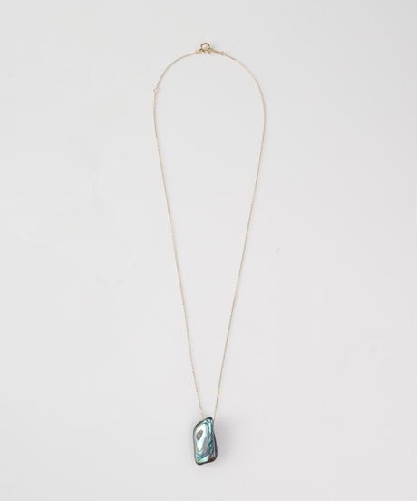 Abalone Shell Top Necklace