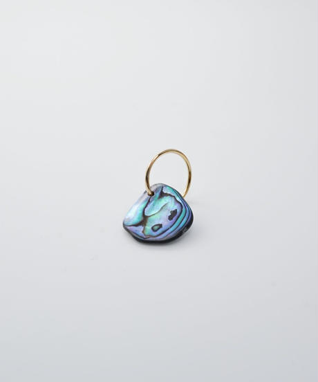 Abalone Shell Baby Pendant Top