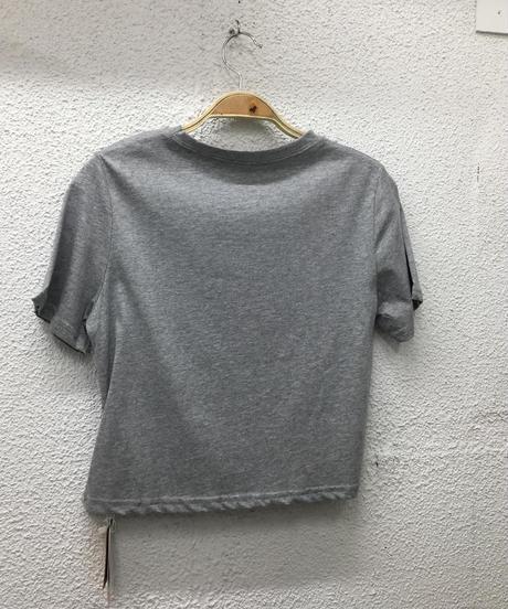 🌟ショート丈ロゴTシャツ🌟(NO. 6916)