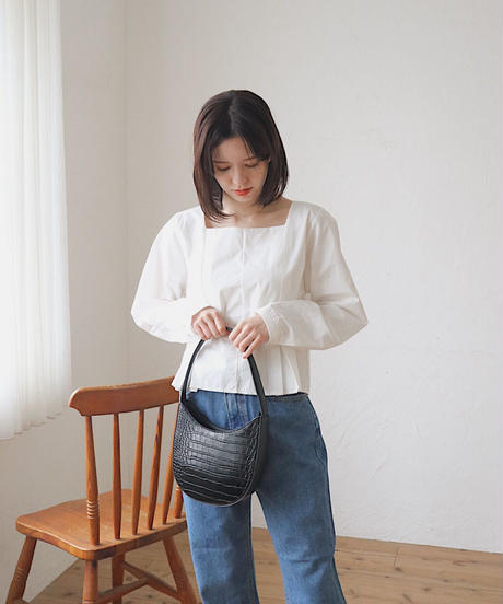 femy square blouse