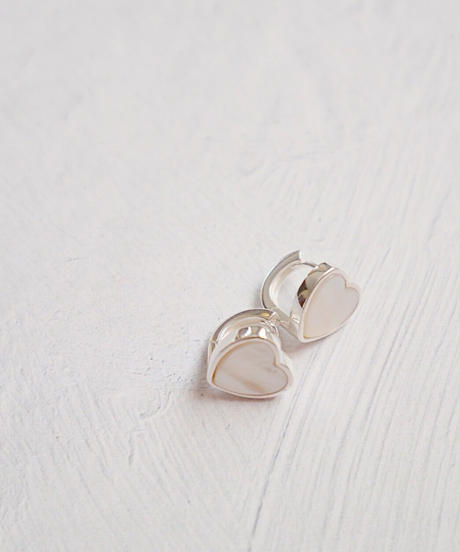 shell heart pierce