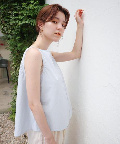 open back blouse