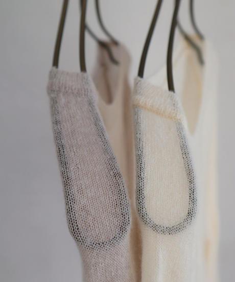seethrough knit