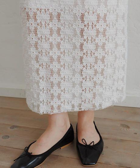 full lace skirt