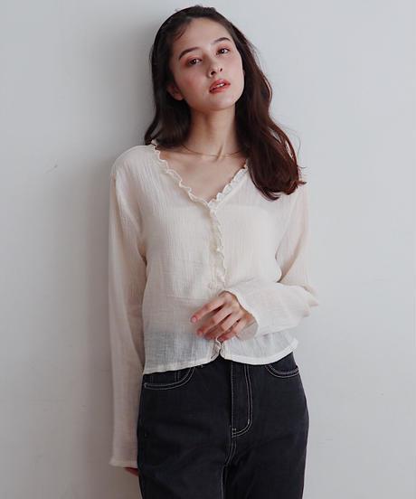 petit frill shirt