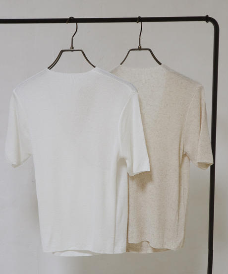 cachecoeur knit tops
