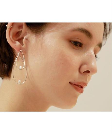 Deux perles pierce