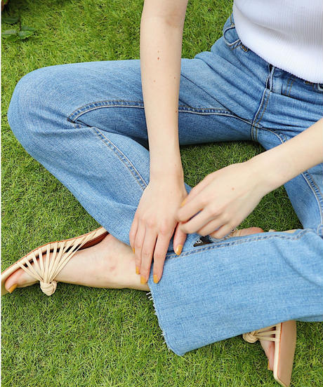 mule sandal