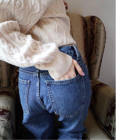 colette denim  pants
