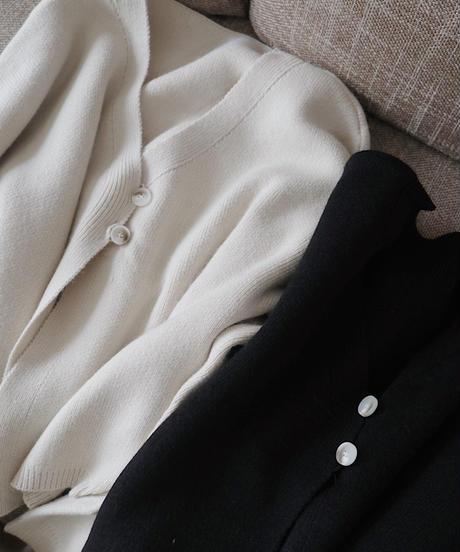 soft knit cardigan