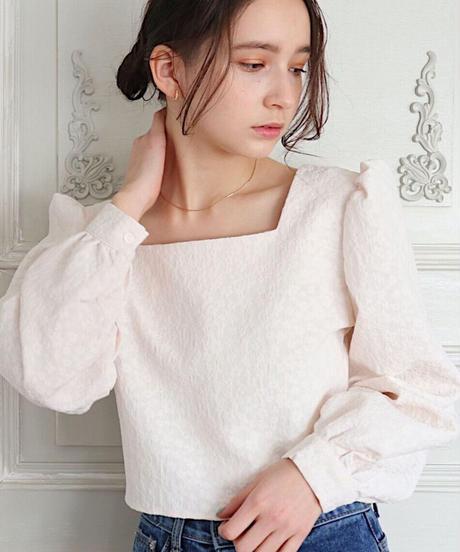 blossoms blouse