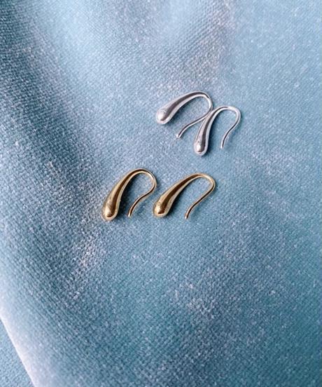 drop silver pierce