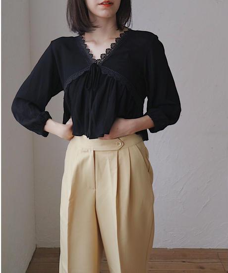 lady color pants