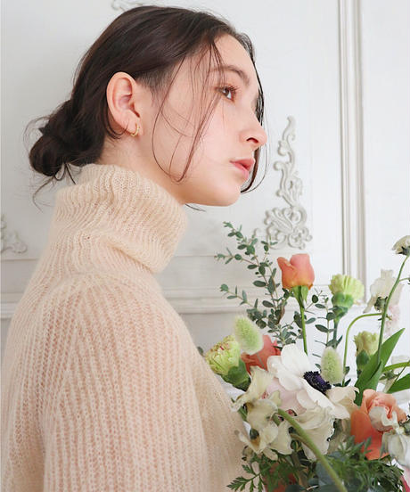 spring mohair knit