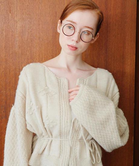calm knit cardigan