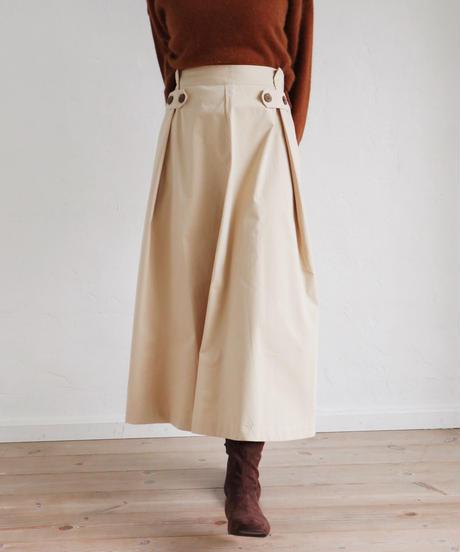 fall flare skirt
