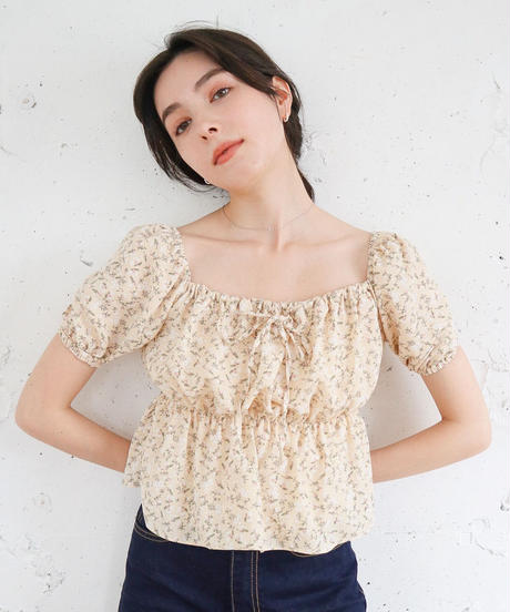 gardenia blouse