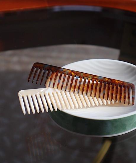 shell  mini comb