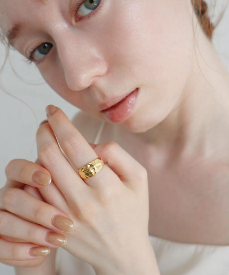 silver bright ring