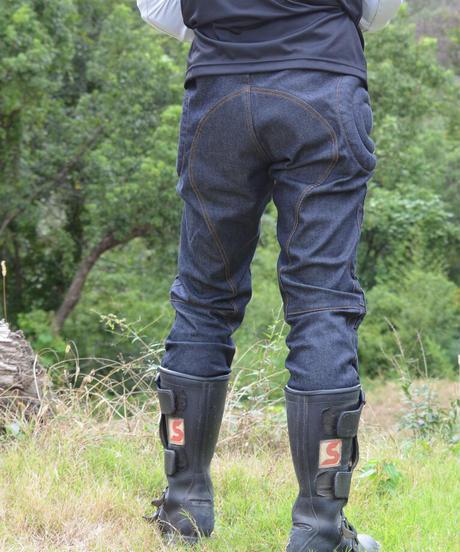 MX Pants / Indigo