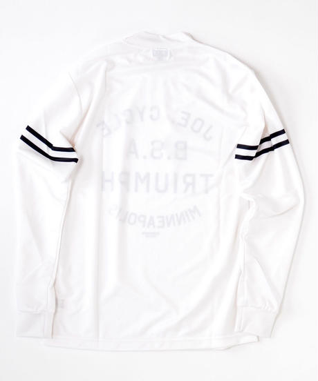 MX Jersey / White JOE