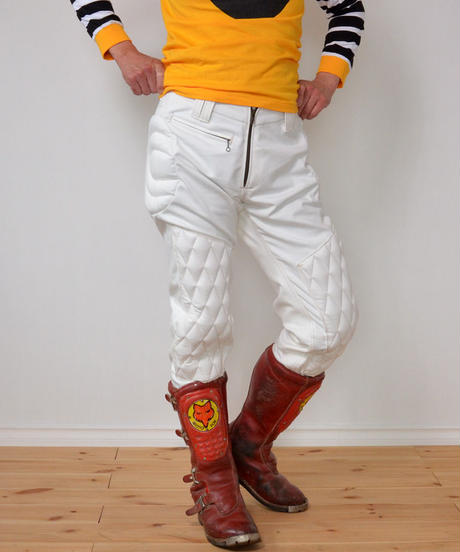 MX Pants(MX-2)   New White