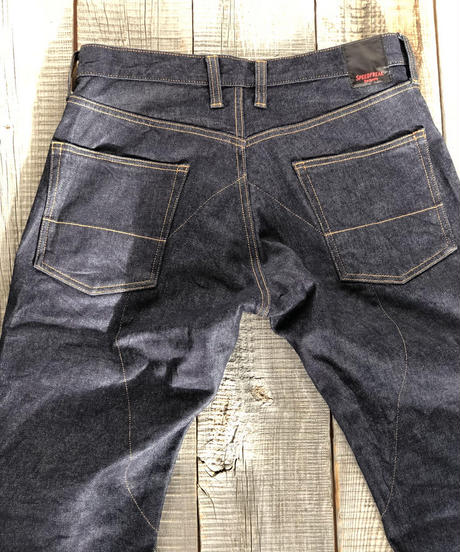 SCRAMBLE  Pants  SLIM / Indigo