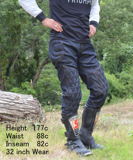 MX Pants / Indigo