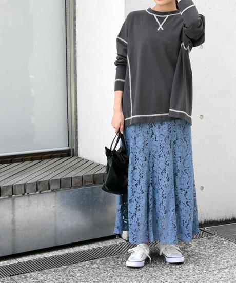 コードレースフレアー切替スカート [212FB025]