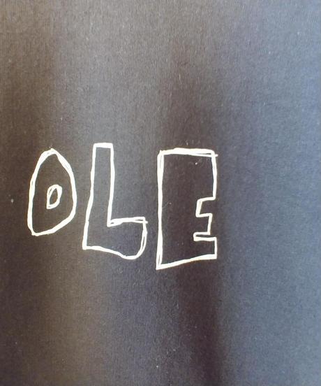"""OLE"" Hoodie Black"