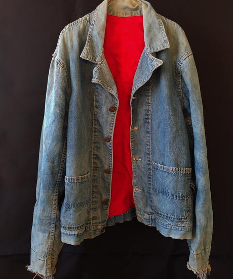 Denim Jacket  (Used)