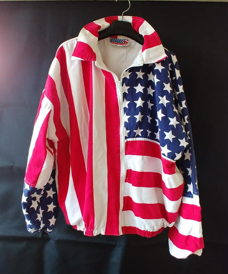 American Flag Blouson  (Used)