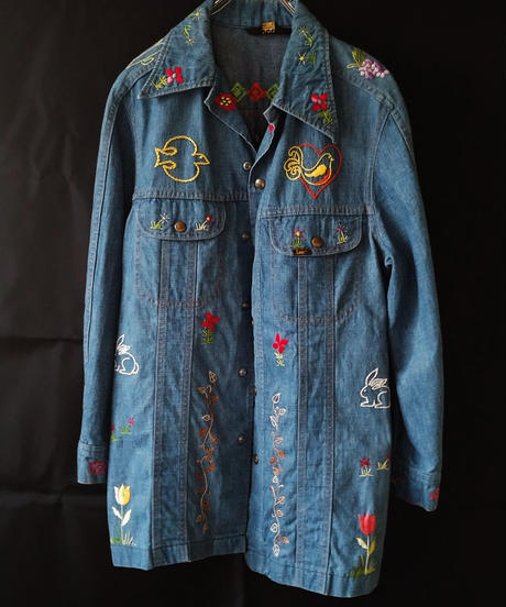 Denim Coat (Used)