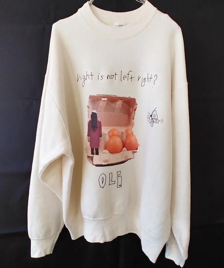 """""""OLE"""" Sweatshirt  (Used)"""